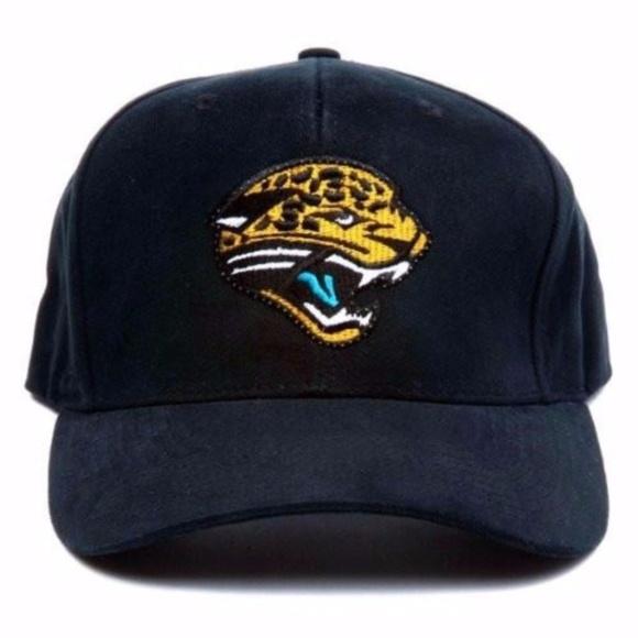 7c7feb73bbc Jacksonville Jaguars LED Light-up Adjustable Hat